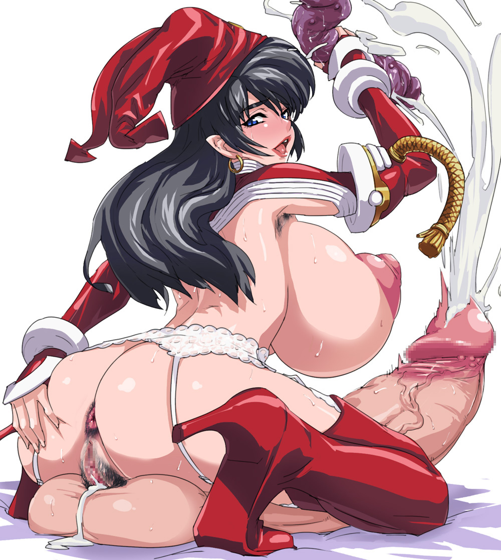 Futa on futa porn this